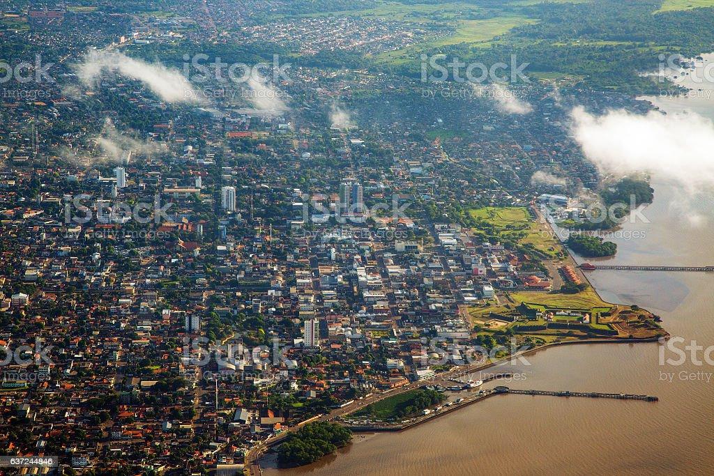 Macapá, Amapá State, Brazil stock photo