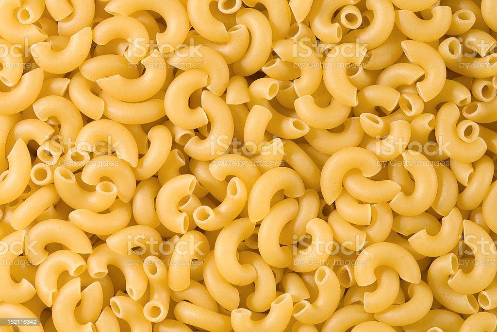 Macaroni royalty-free stock photo