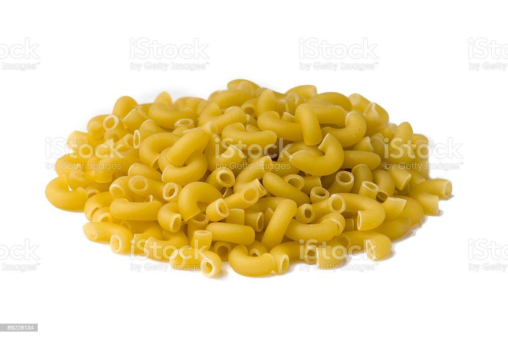 Macaroni products royalty-free stock photo