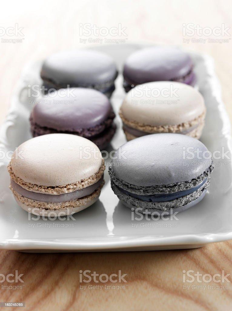 Macarons royalty-free stock photo