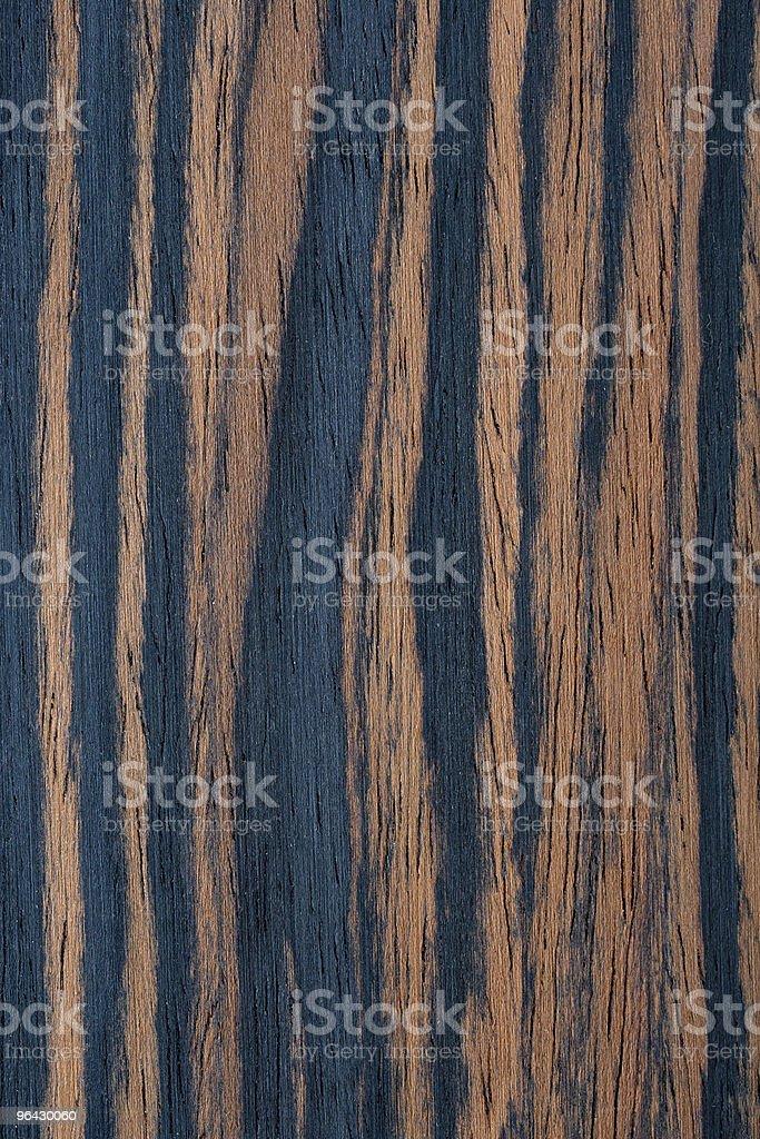 Macassar Ebony : exotic wood stock photo