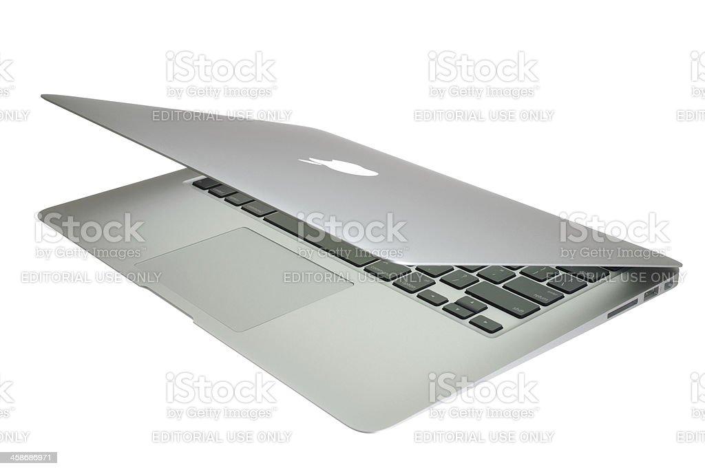 MacBook Air stock photo