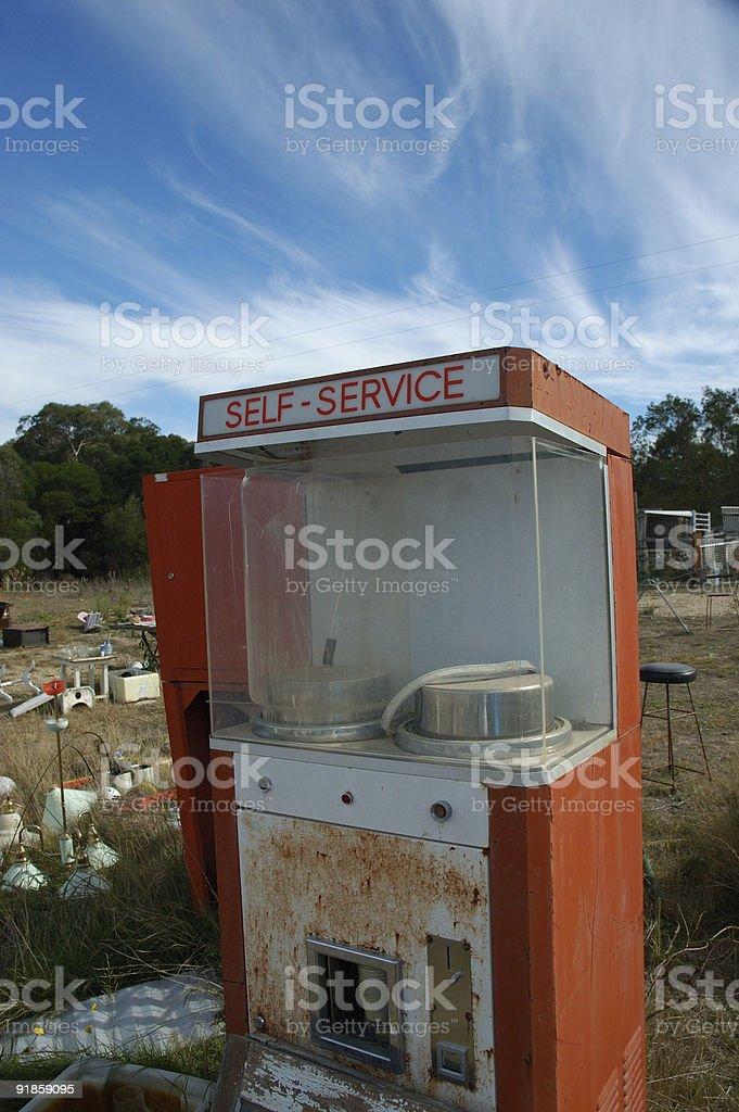 Machine Age royalty-free stock photo