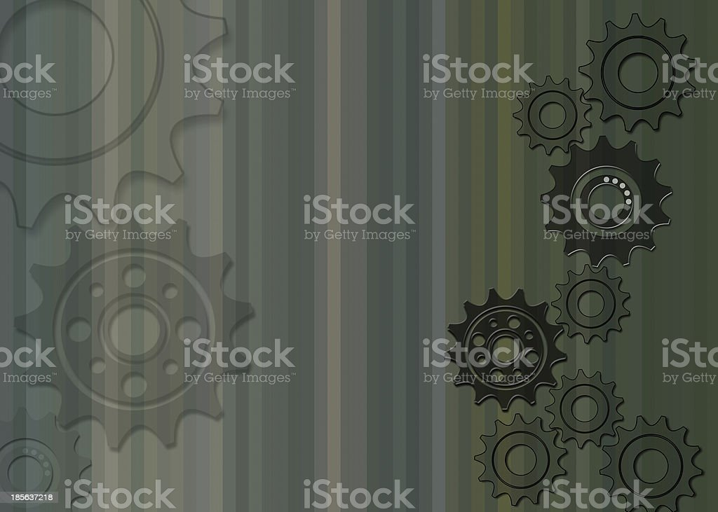 machine gear royalty-free stock photo
