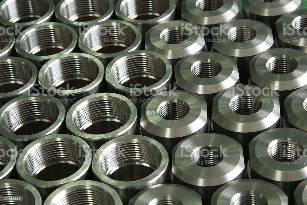 Machine parts royalty-free stock photo