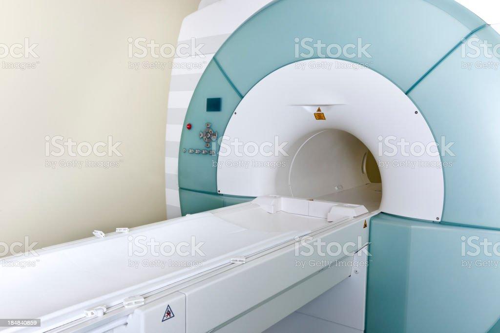 MRI Machine royalty-free stock photo