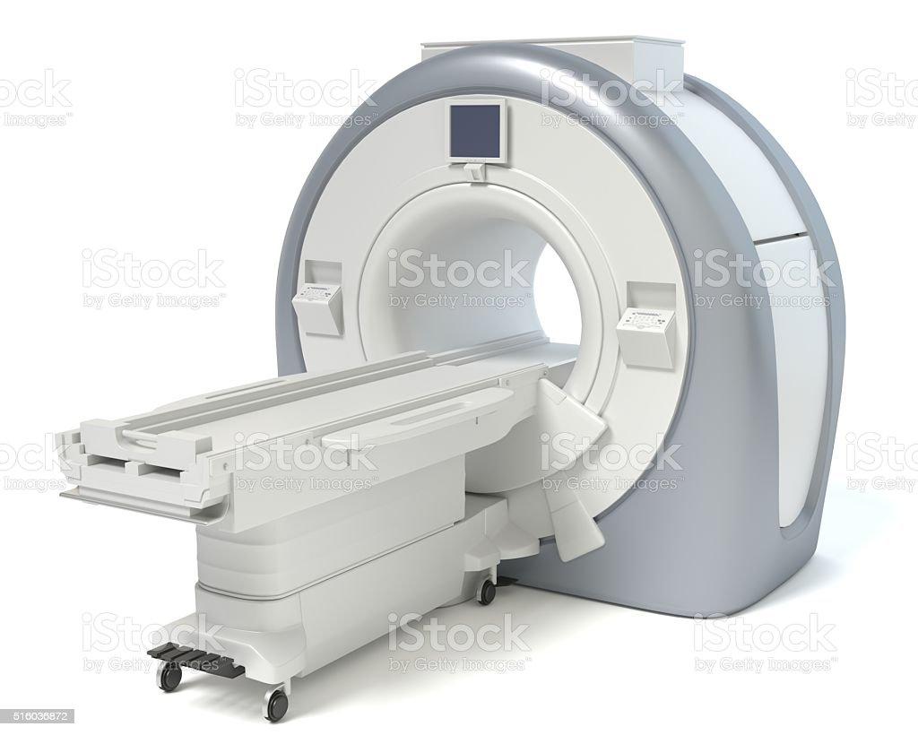 MRI Machine stock photo