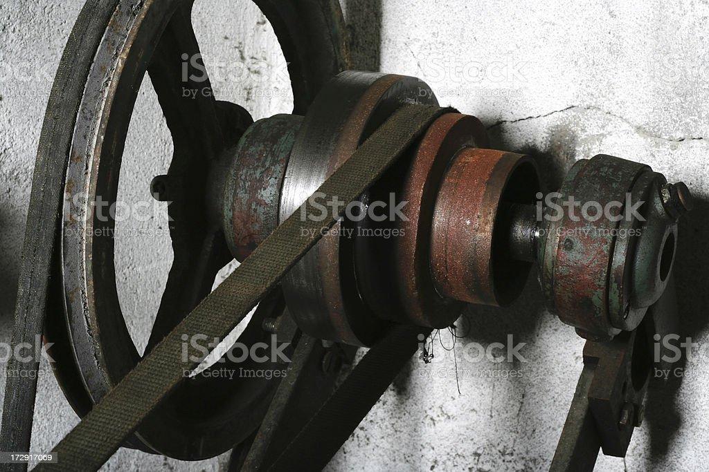 machine work stock photo
