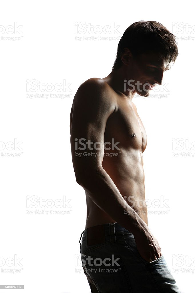 macho royalty-free stock photo