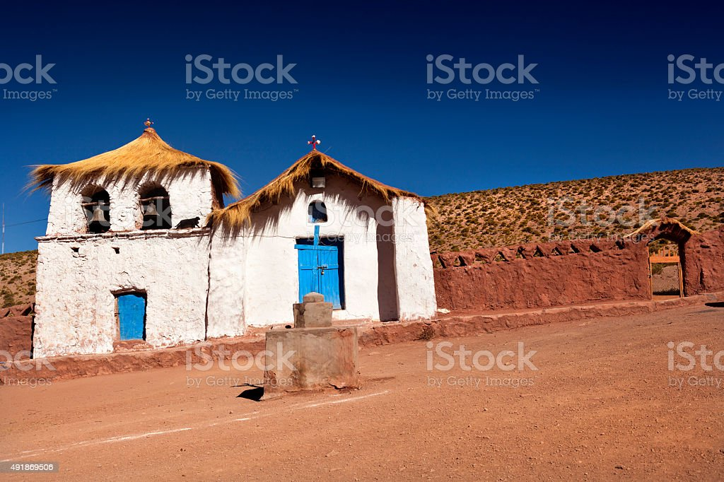 Machuca stock photo