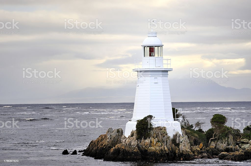 Macquarie Lighthouse stock photo