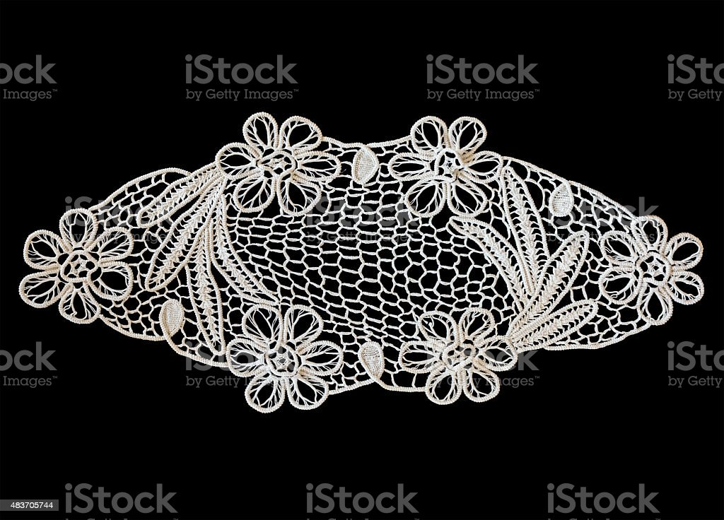 Macrame stock photo
