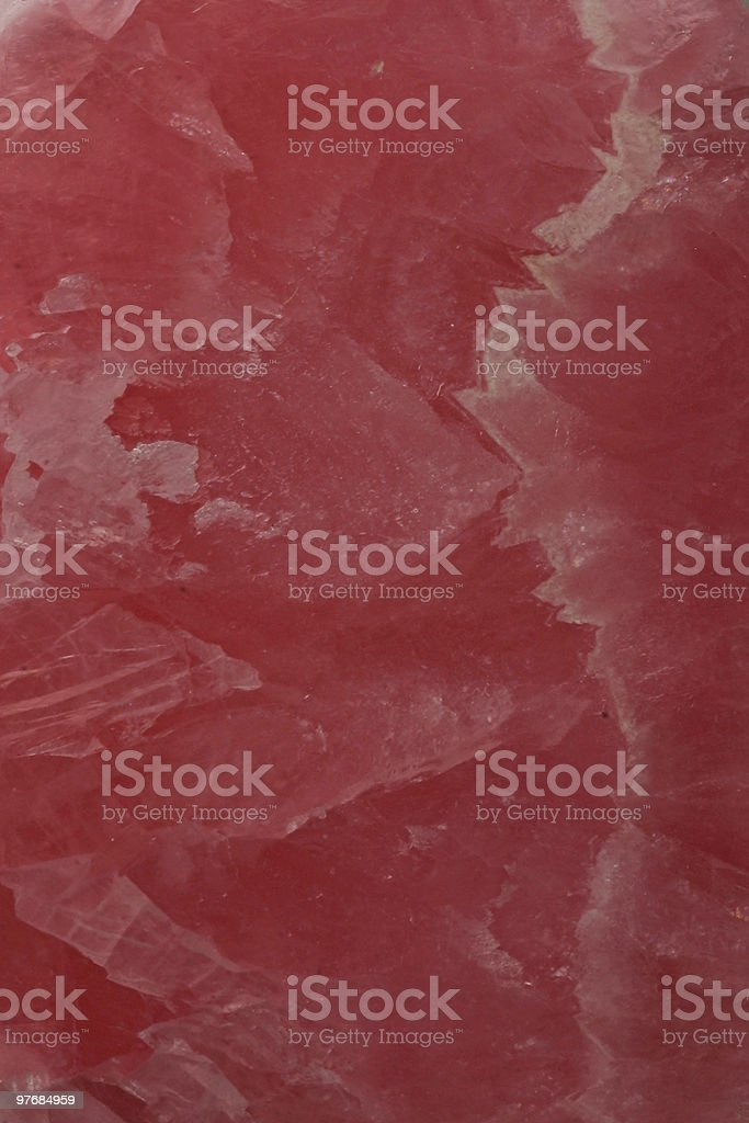 macro of a stone in a jewel royalty-free stock photo