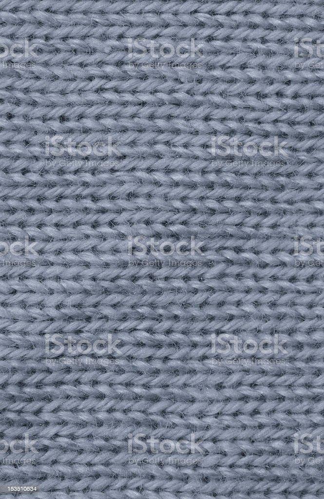 Macro of Knitting Pattern royalty-free stock photo