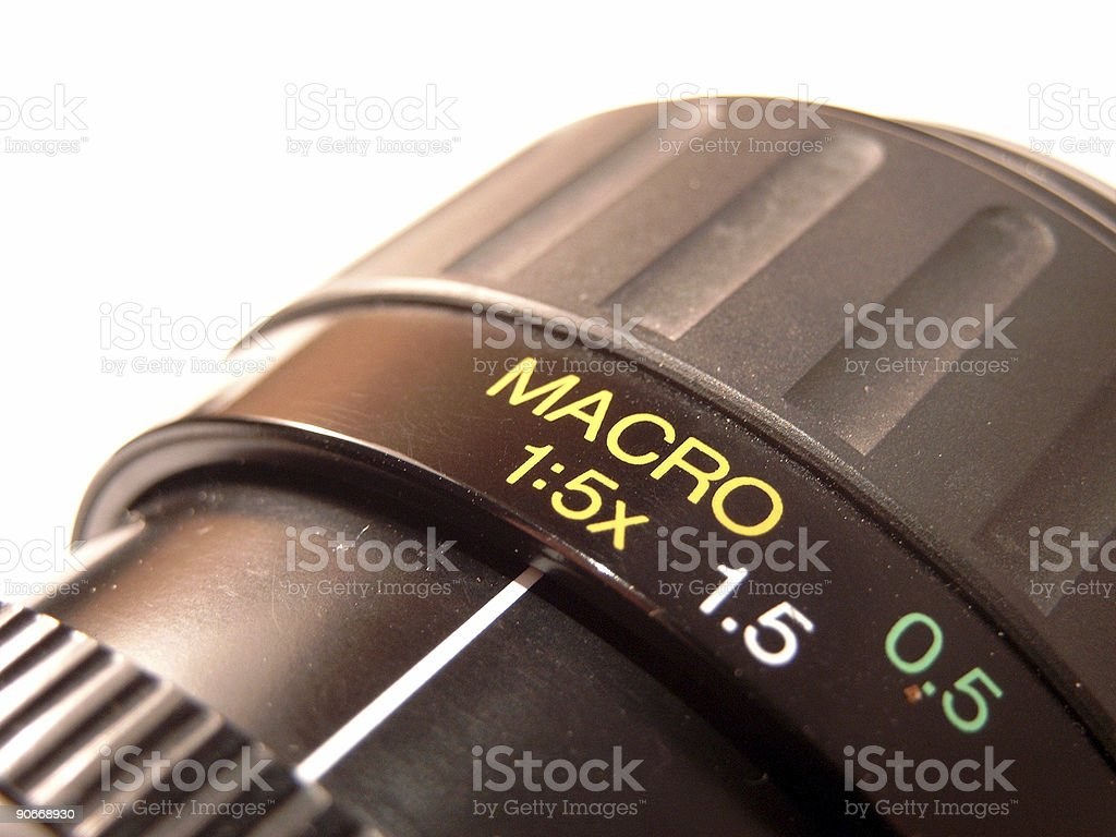 Macro stock photo