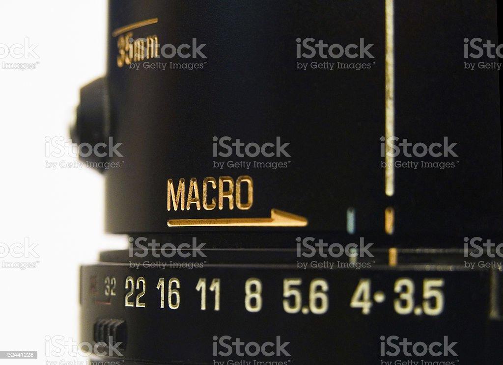 Macrophotographie photo libre de droits