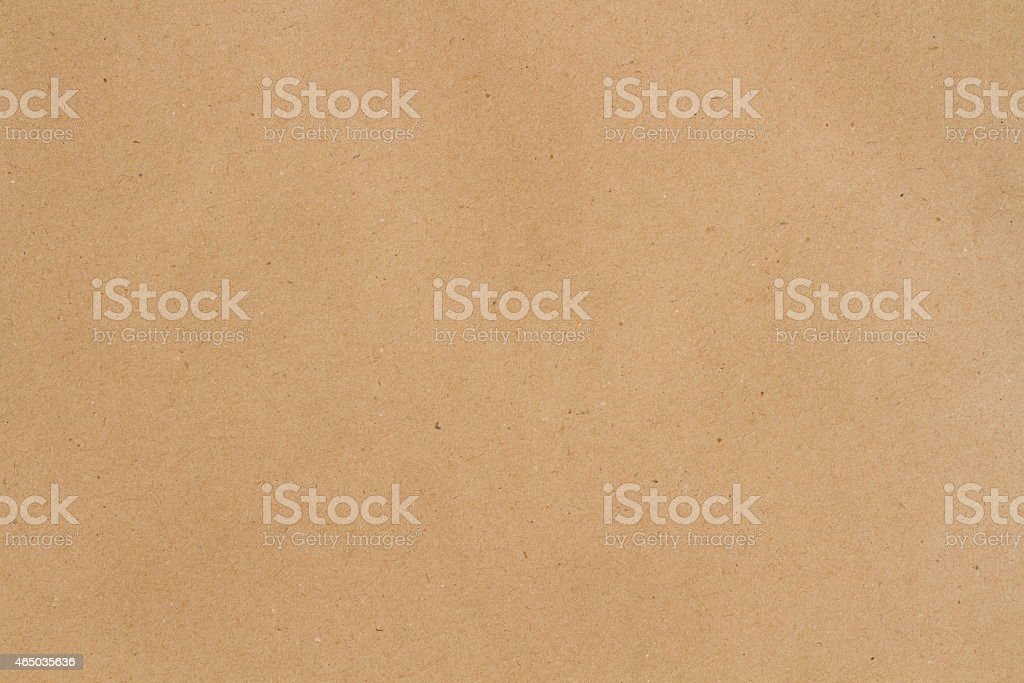 macro rusty brown paper : textured background royalty-free stock photo