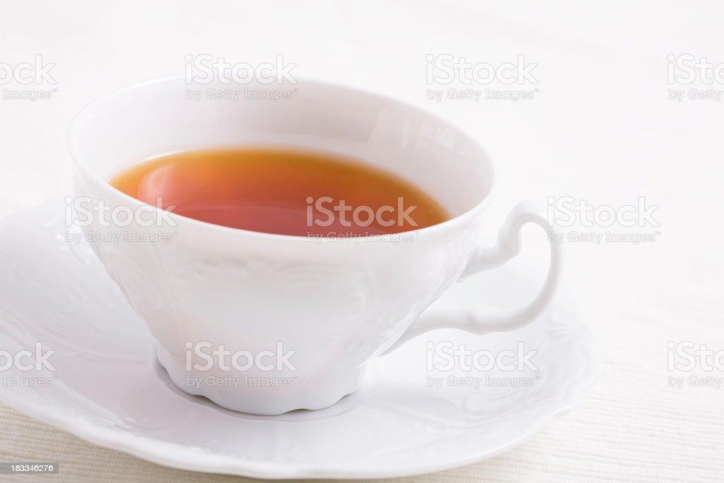 macro tea royalty-free stock photo