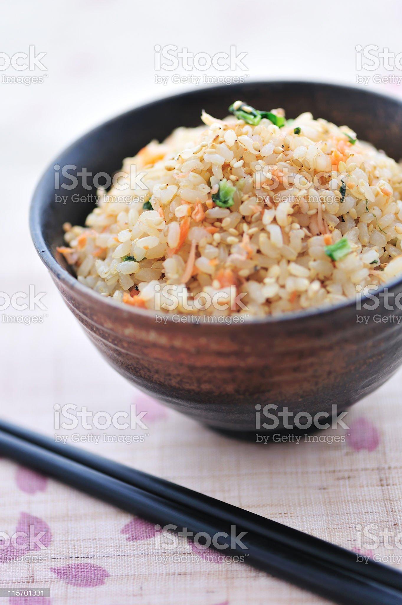 Macrobiotic Diet royalty-free stock photo