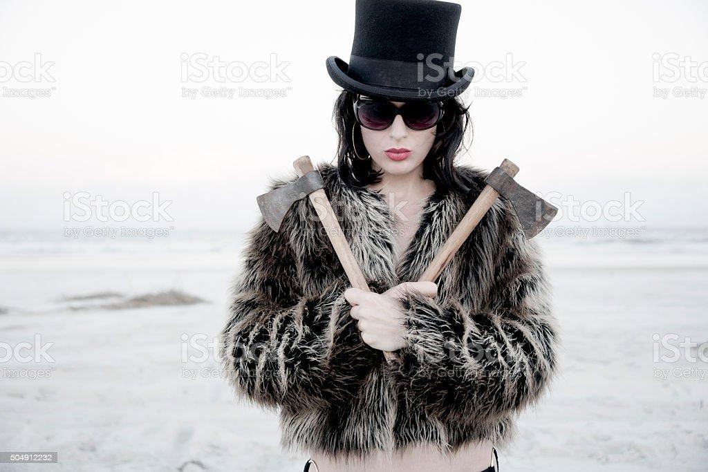 Mad hatter V1 stock photo