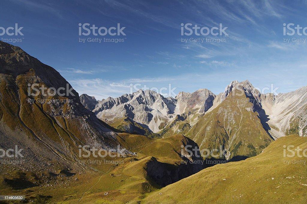 madau valley royalty-free stock photo