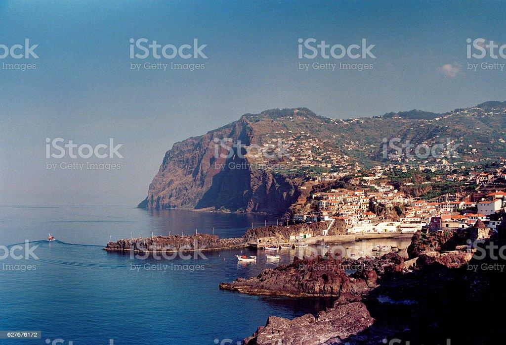 Madeira Island stock photo