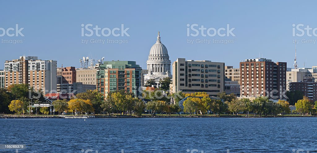 Madison stock photo