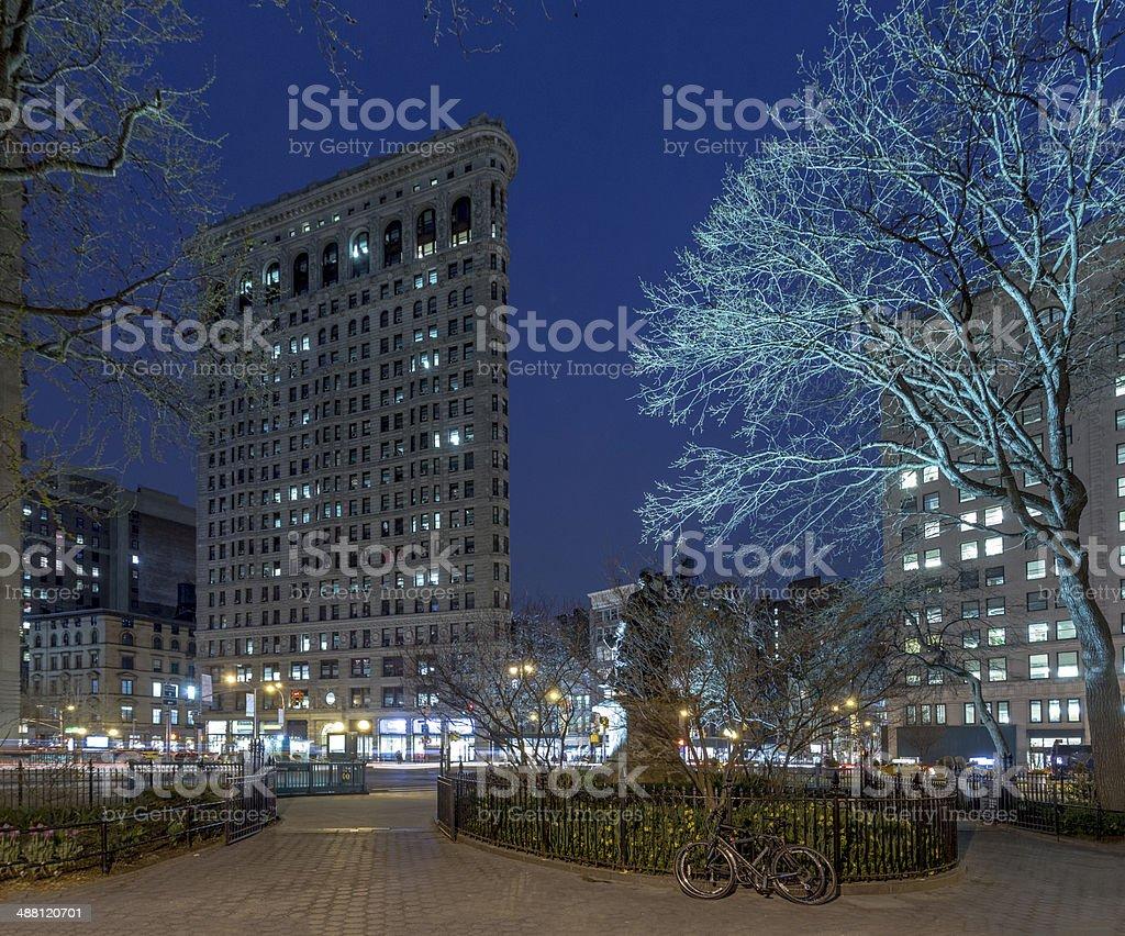 Madison Square Park stock photo