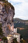 Madonna della Corona Sanctuary - Verona Italy