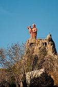 Madonna in Le Puy en Velay - France