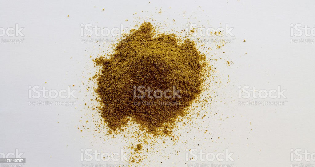Madras Powder stock photo