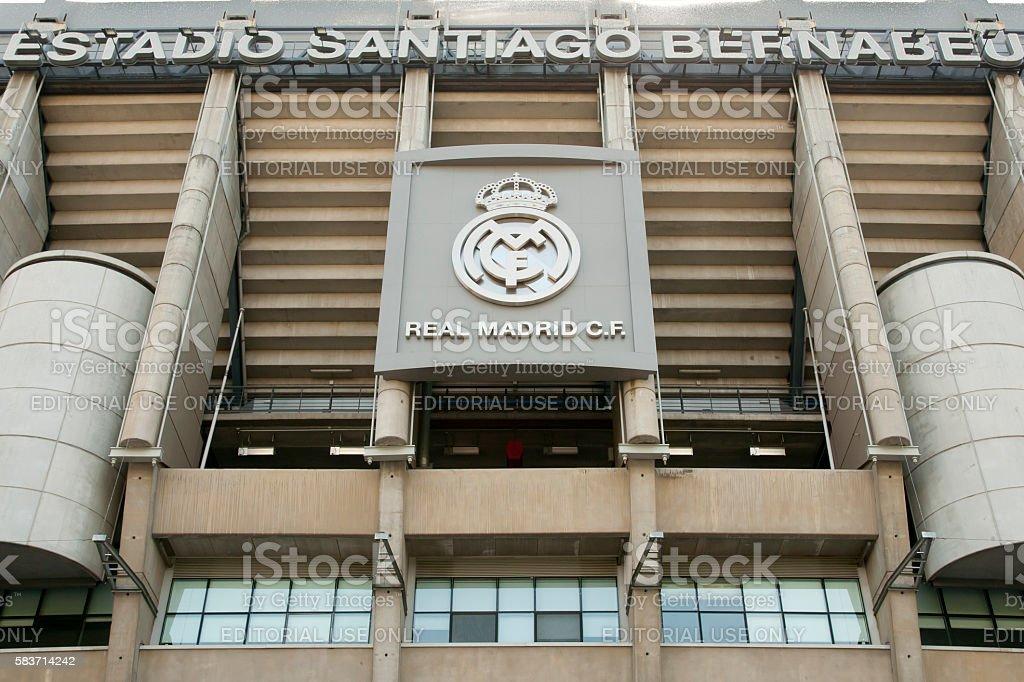 Madrid - Spain stock photo