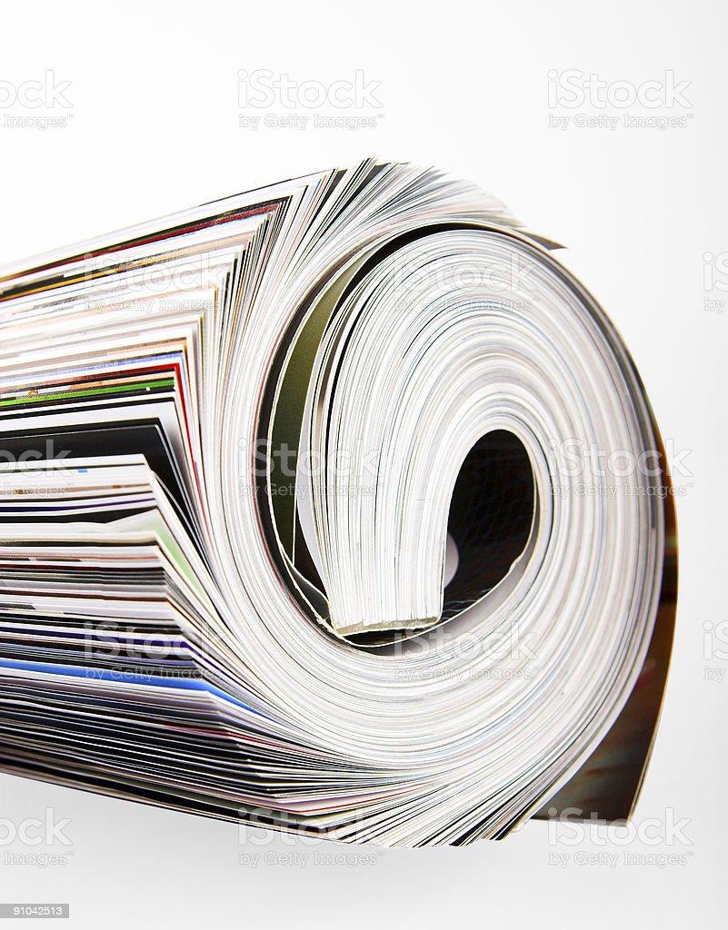 Magazine royalty-free 스톡 사진