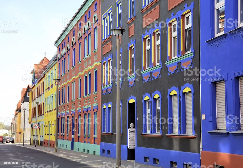Magdeburg stock photo