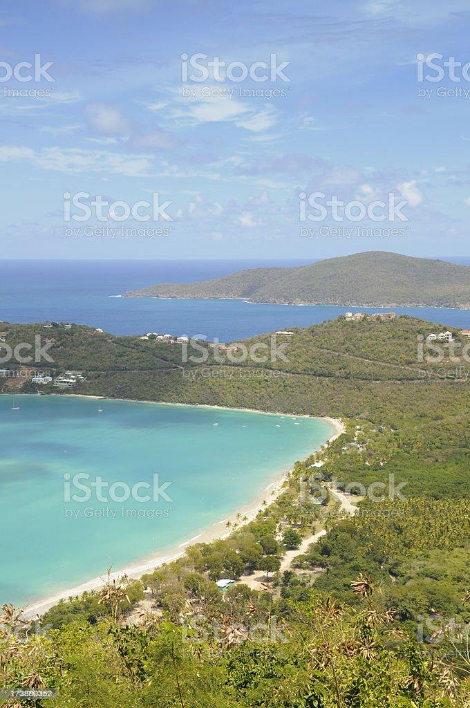 Magens Bay royalty-free stock photo