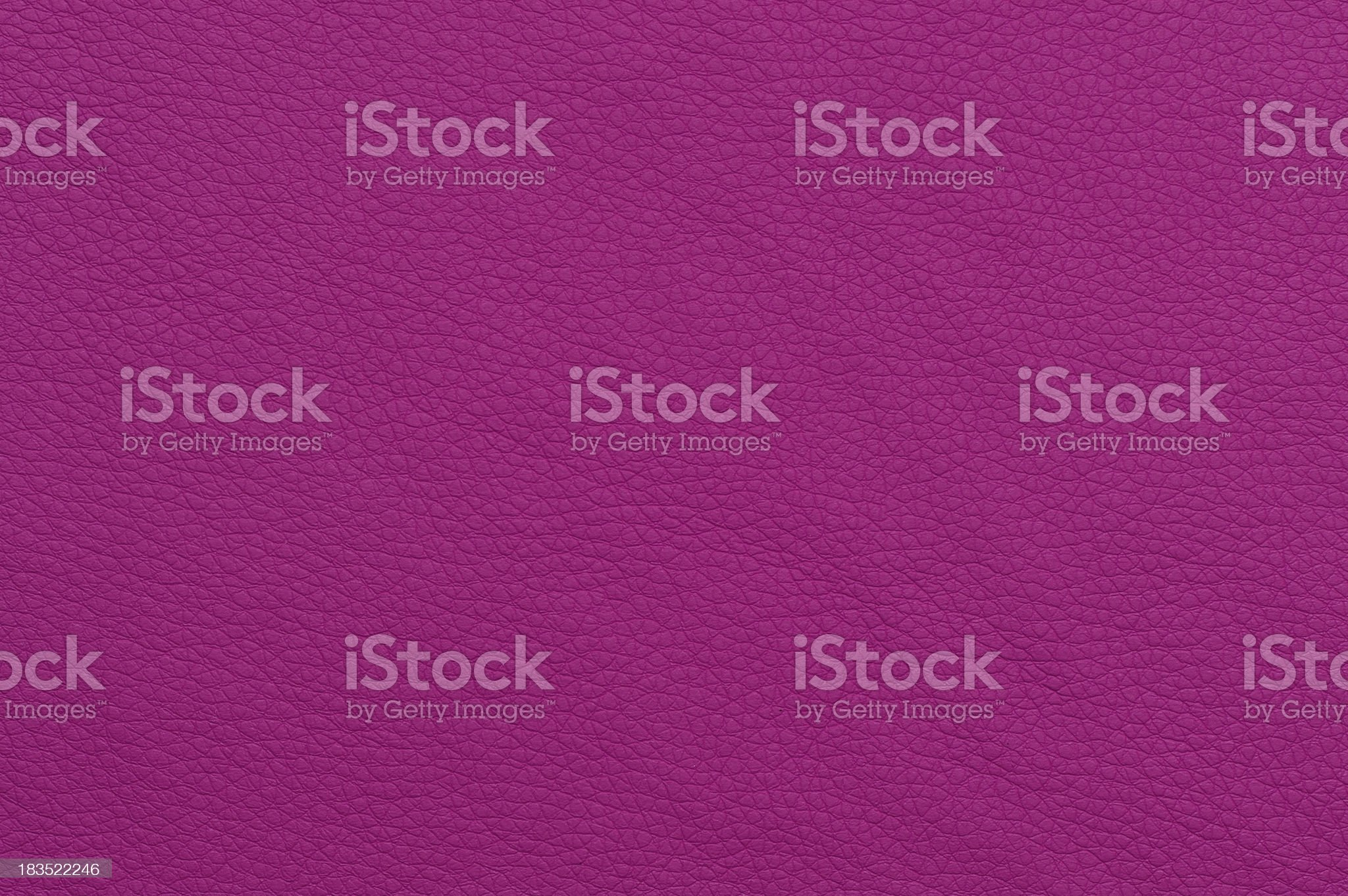 Magenta Artificial Leather Background Texture royalty-free stock photo