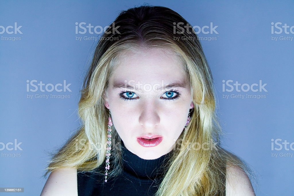 magic and tragic stock photo