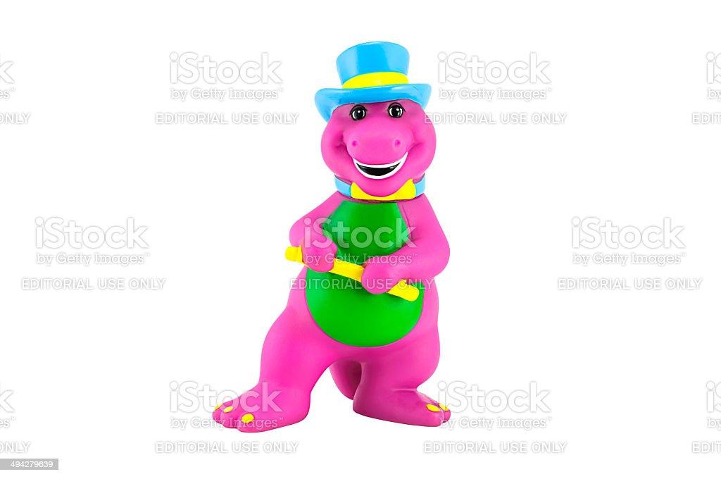 Magic Barney royalty-free stock photo