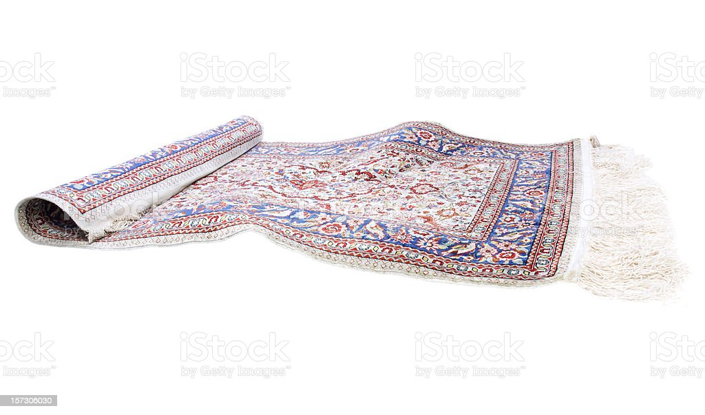 magic carpet stock photo