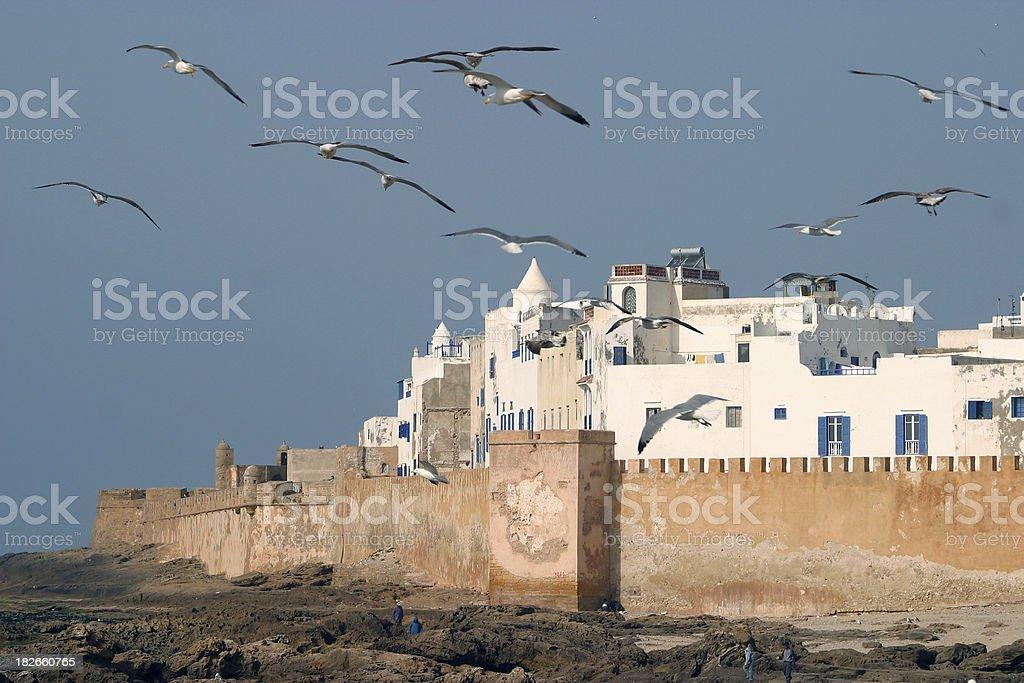 Magic Essaouira stock photo