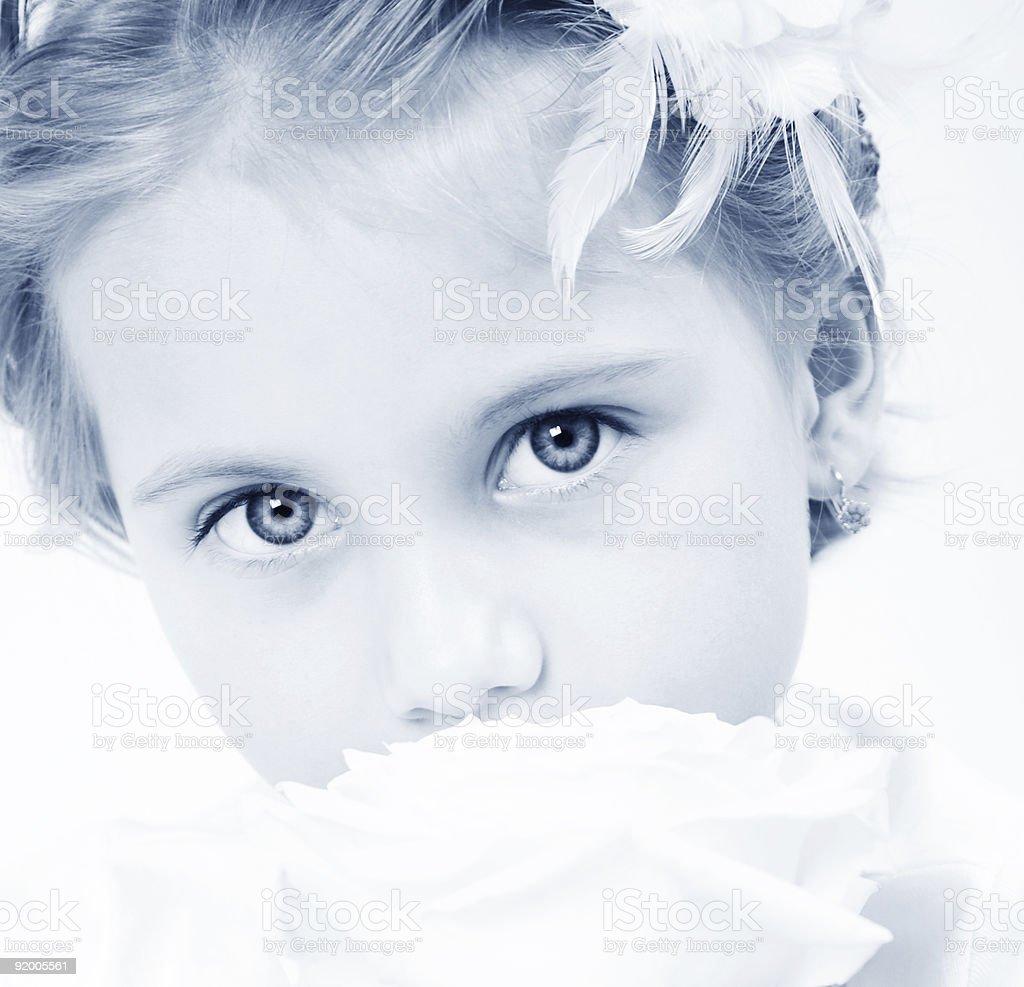 Magic eyes royalty-free stock photo