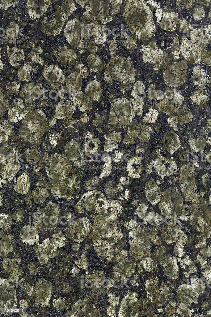 Magic Green Granite royalty-free stock photo