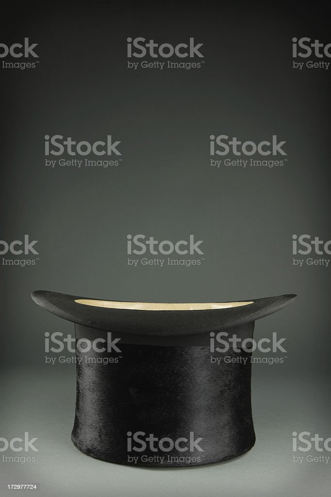 Magic Hat royalty-free stock photo