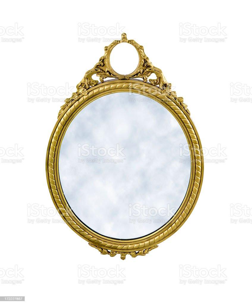 magic mirror royalty-free stock photo
