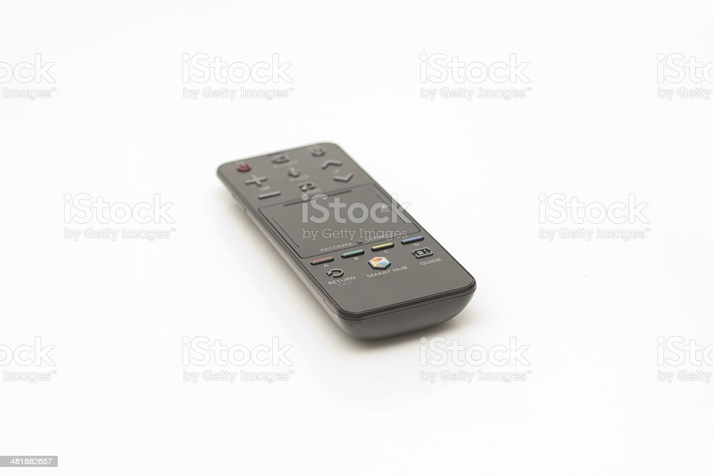 Magic Remote Control stock photo