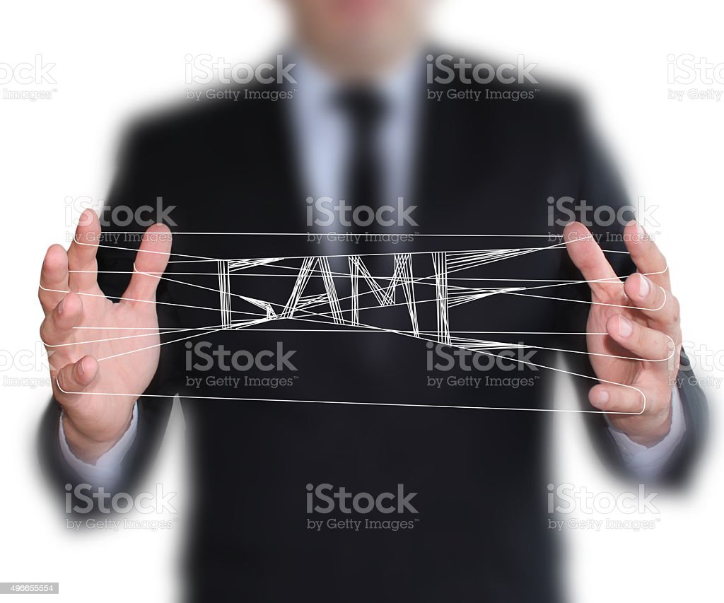 Magic Solution: Develop GAME stock photo