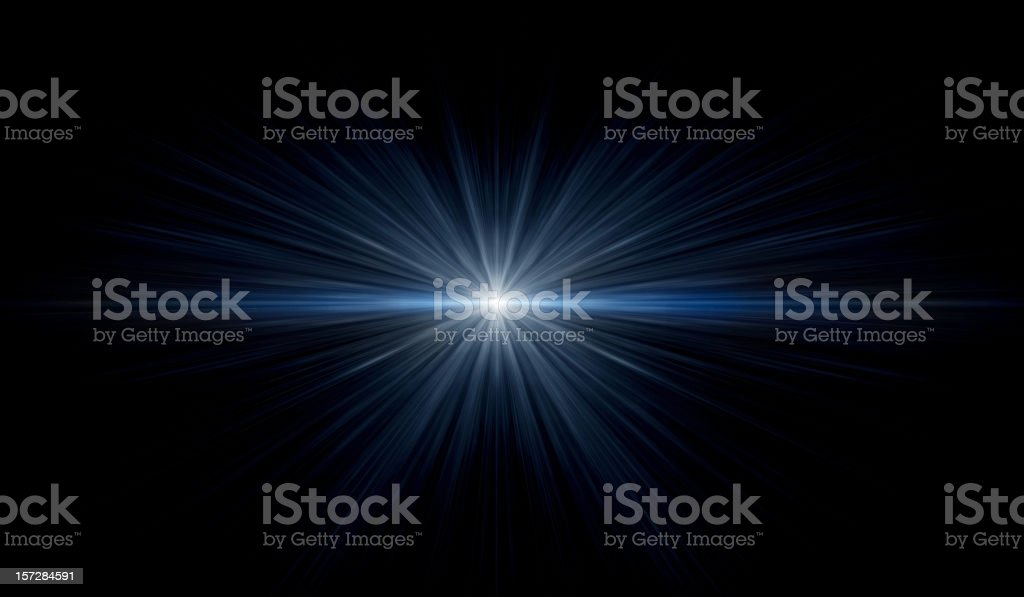 Magic star (request) royalty-free stock photo