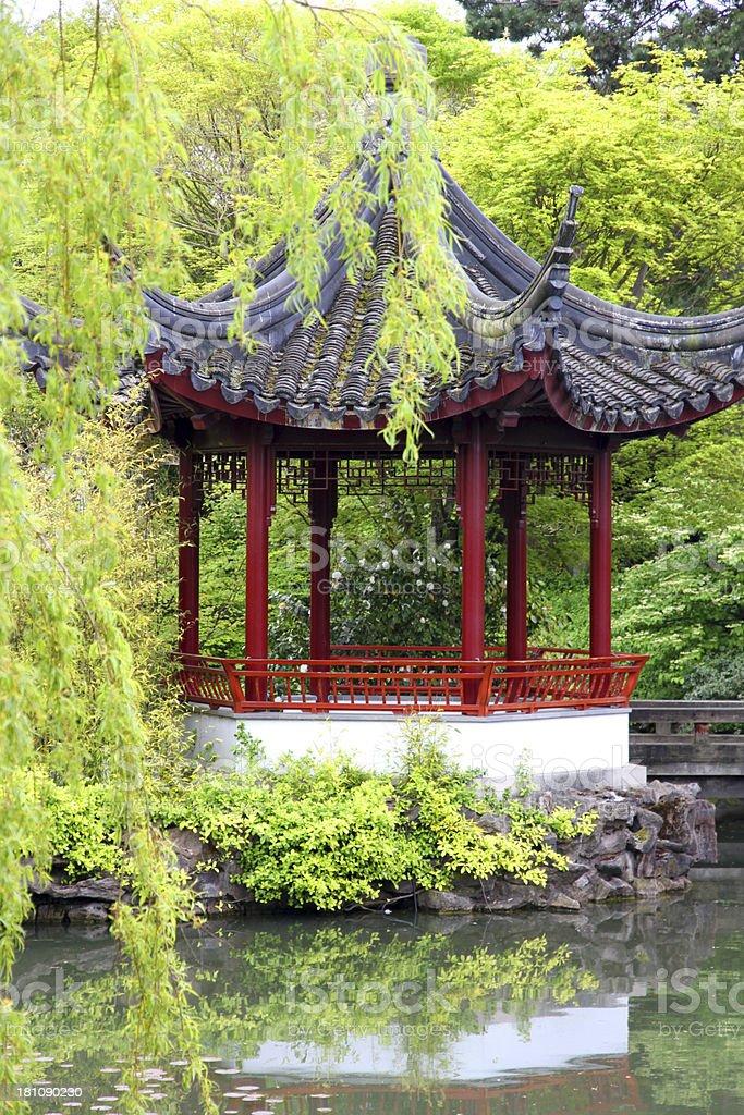 Magic Temple royalty-free stock photo