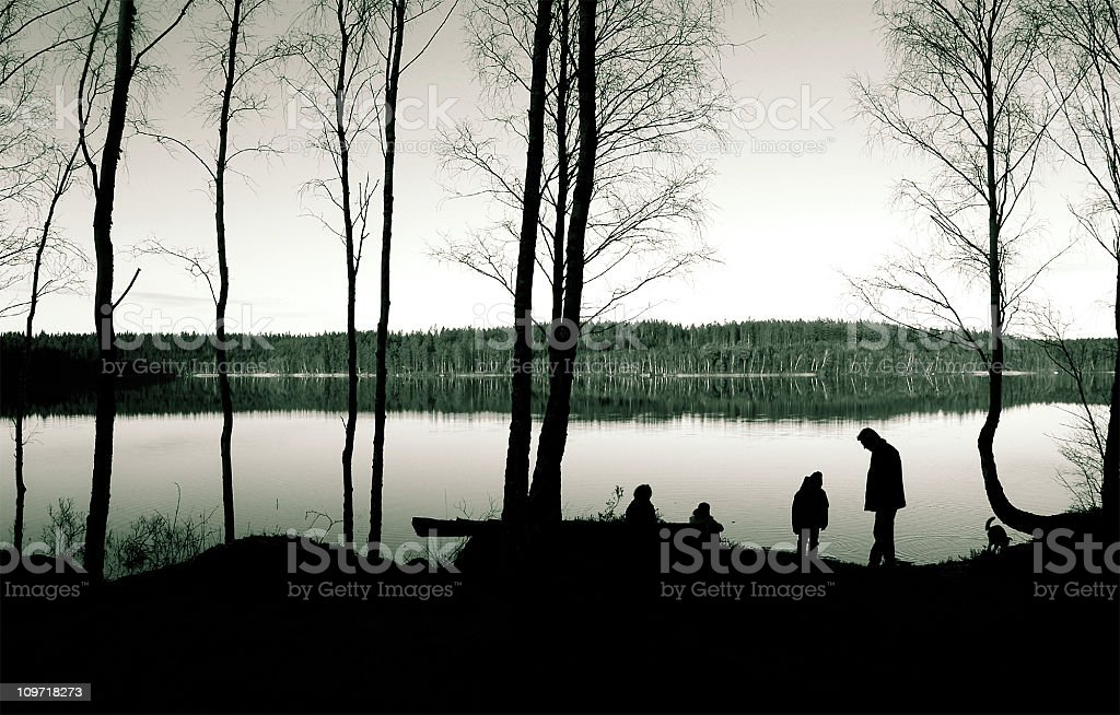 Magical Moments. royalty-free stock photo