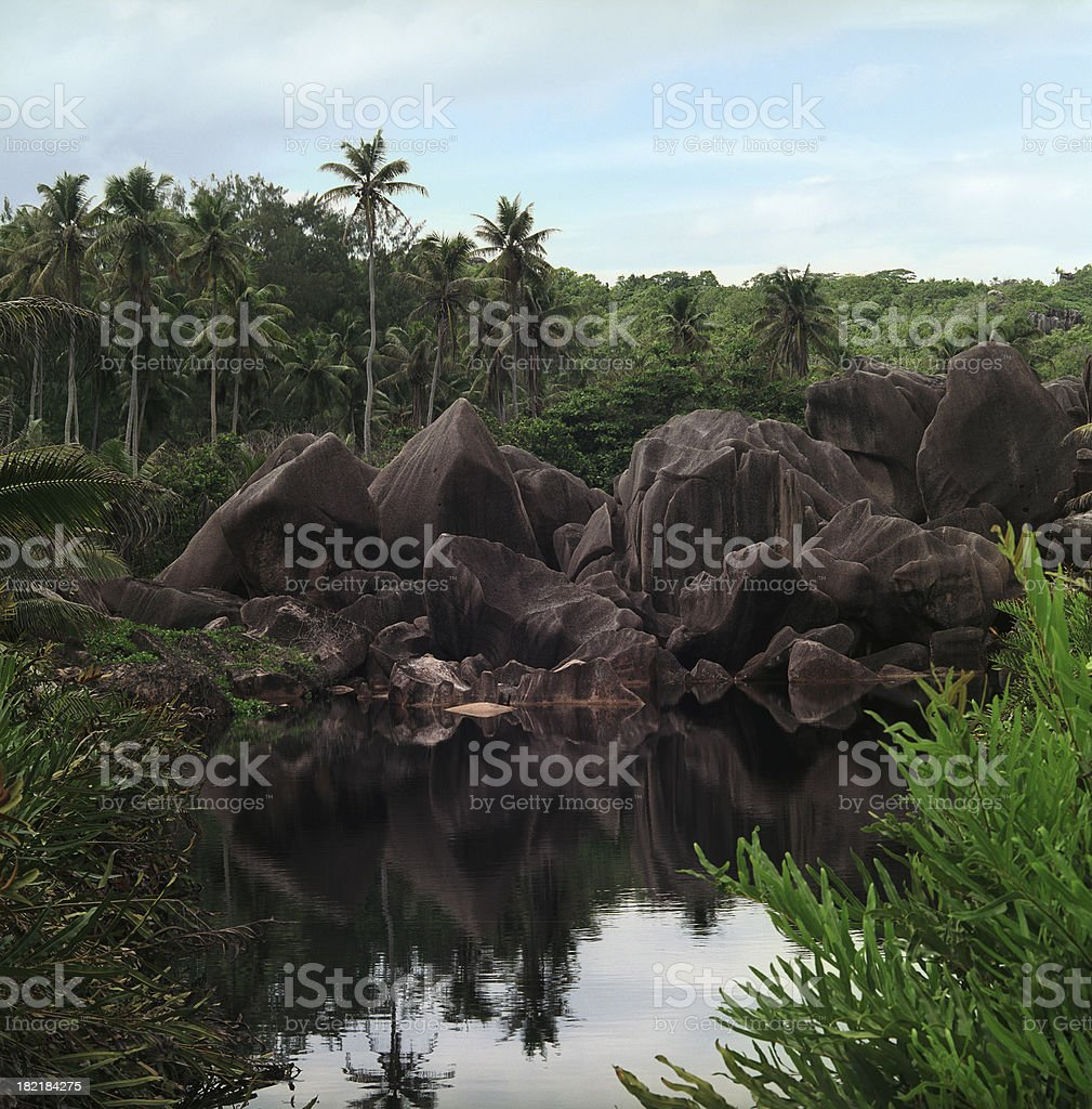 magical mysterious place royalty-free stock photo